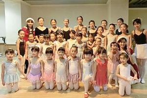 バレエスタジオモモ千川スタジオ-ジュニアクラス