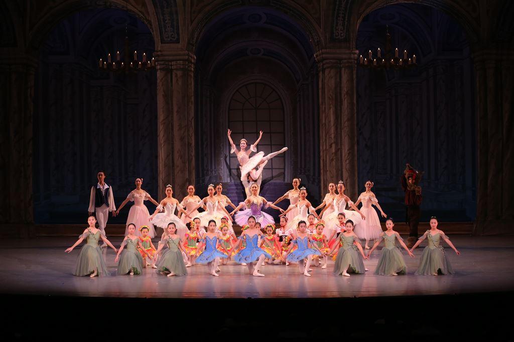 Ballet Studio MOMO2015年発表会